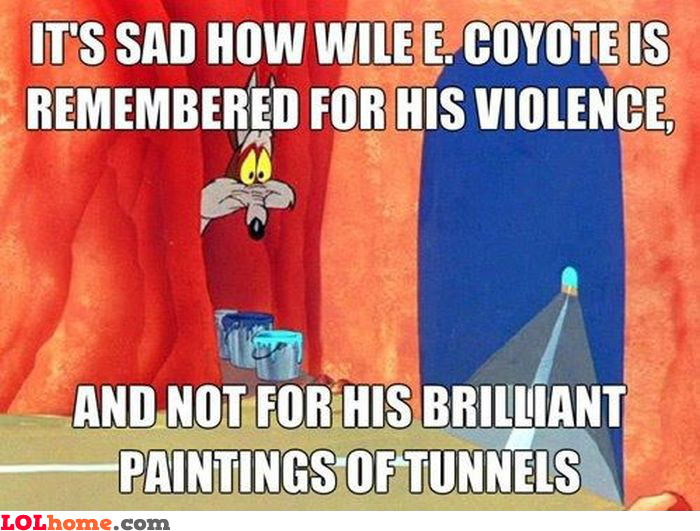 Tunnel painter