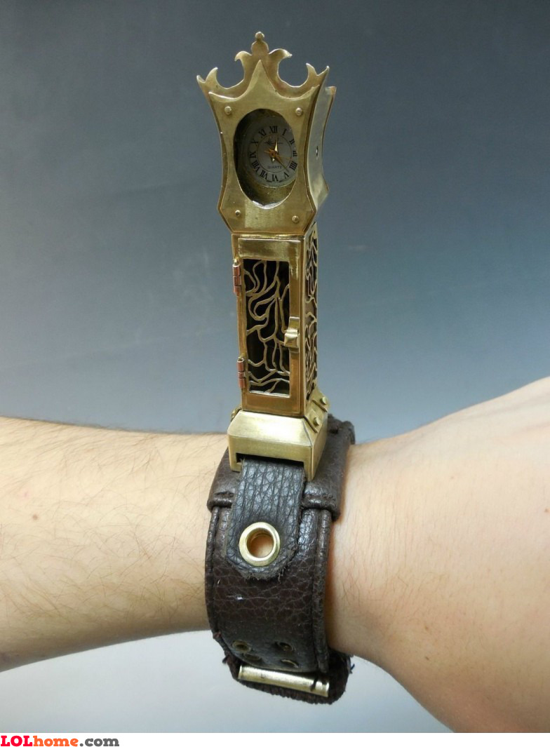 Hipster watch