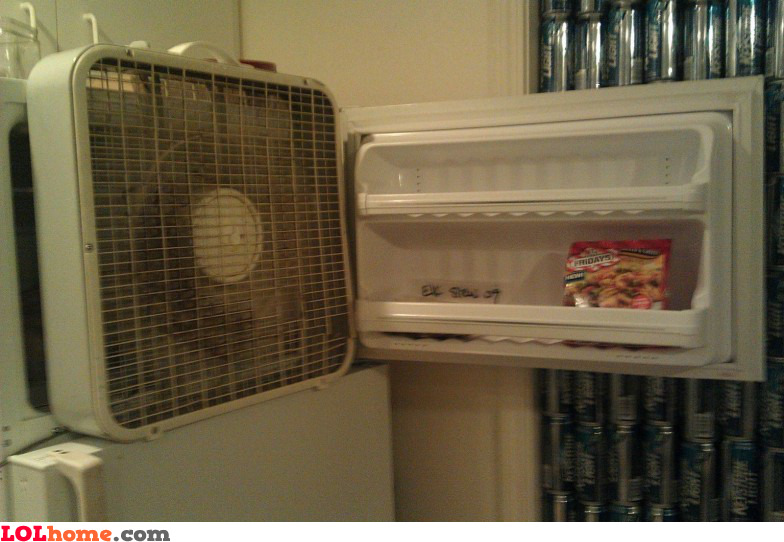 Fridge to AC