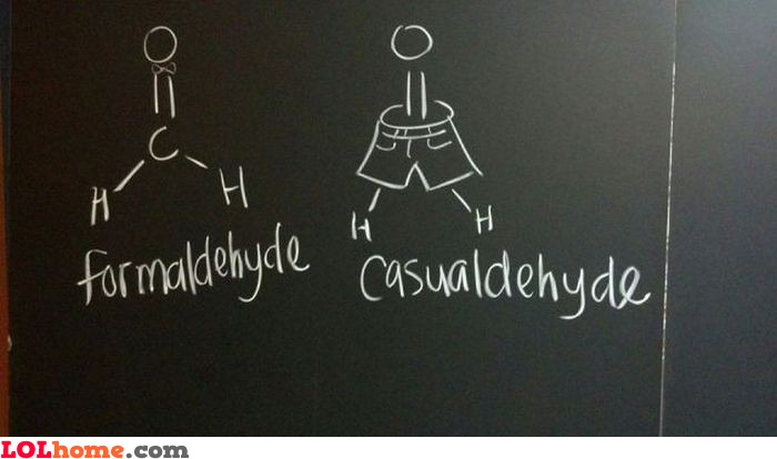 Meet casualdehyde