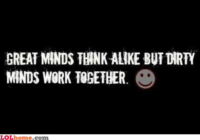 dirty mind quotes - photo #2