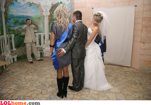 Shortest marriage ever