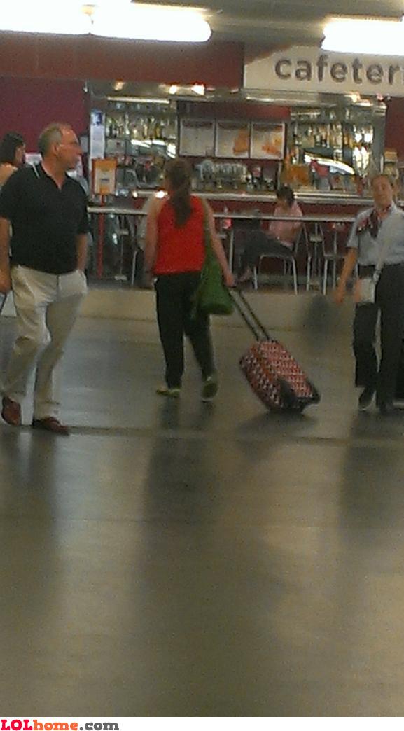 Luggage noob