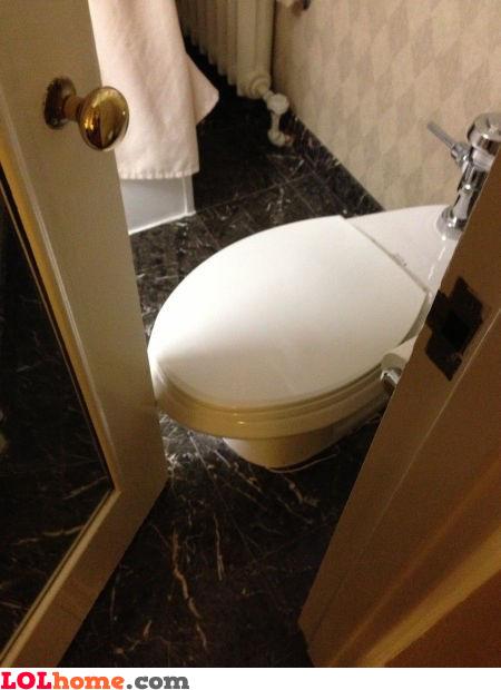 Genius bathroom planning