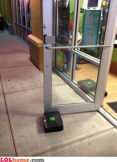 Bricked Xbox