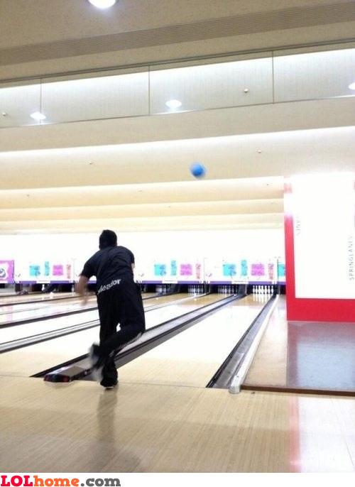 Bowling rage