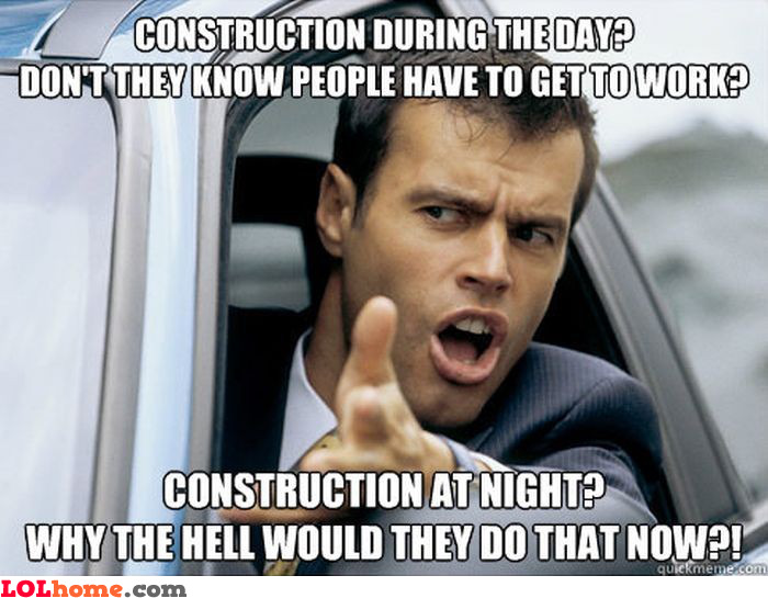 Construction problems