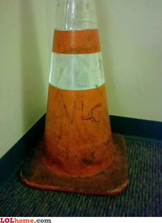 VLC mascot