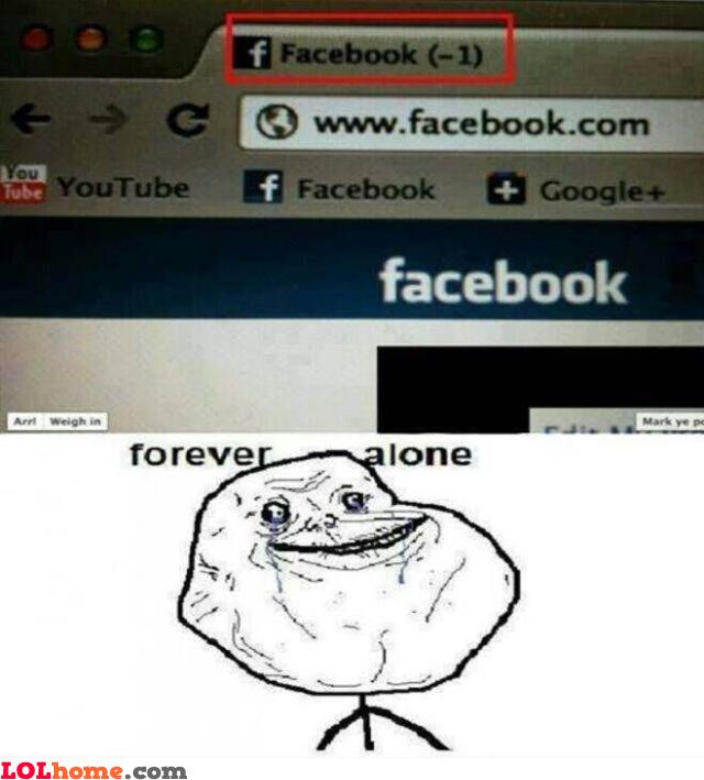 Facebook (-1)