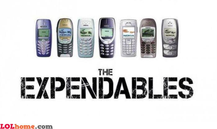 The original Expendables