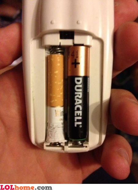 Cigar connection