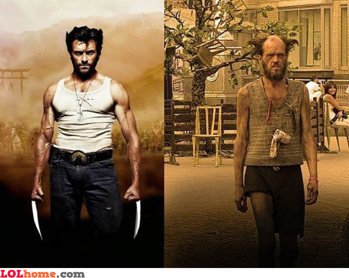 Ghetto Wolverine