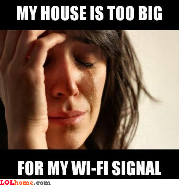 House too big