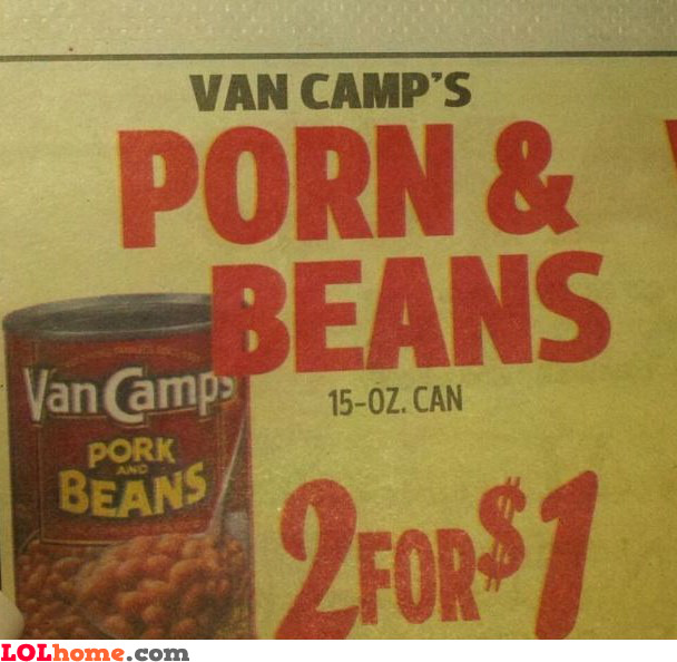 Corn and beans