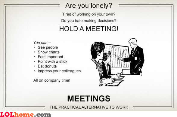 Meetings explained