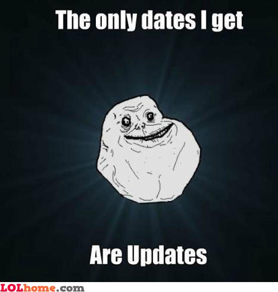 I get updates