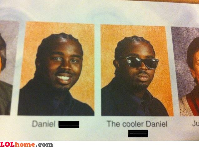 Cooler Daniel