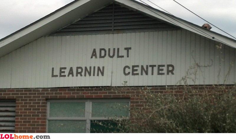 Learnin center