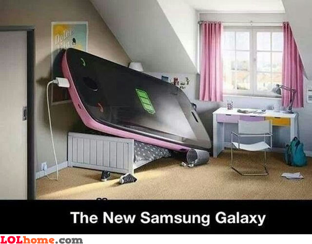 New Samsung Galaxy