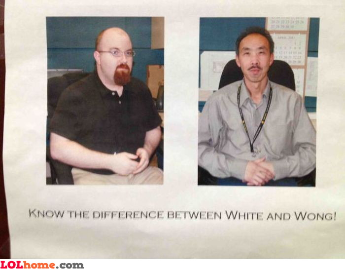 White and Wong