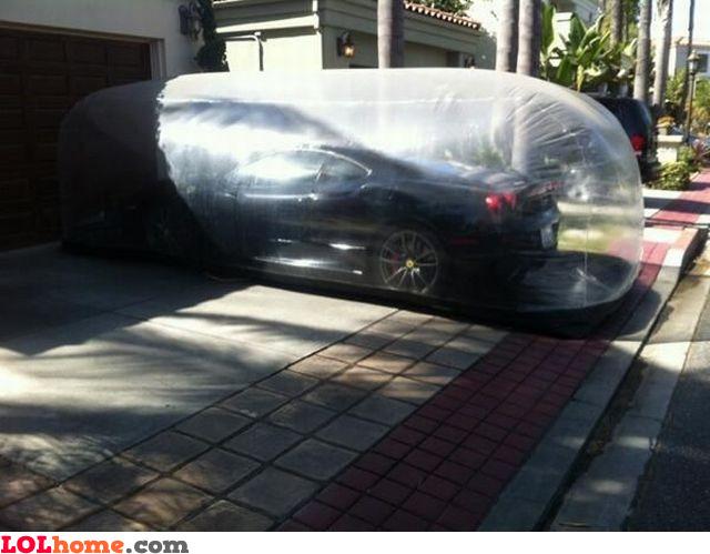 Car condom
