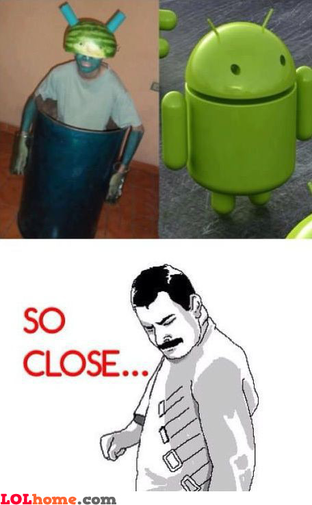 Android costume