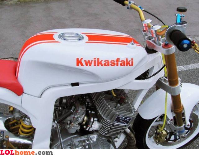 Genuine Kawasaki