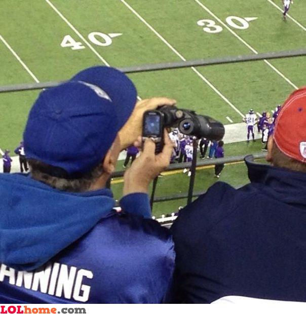 Redneck zooming