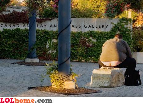 Canadian lay an ass gallery