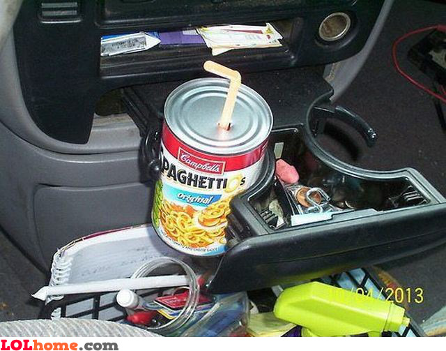 Spaghetti juice
