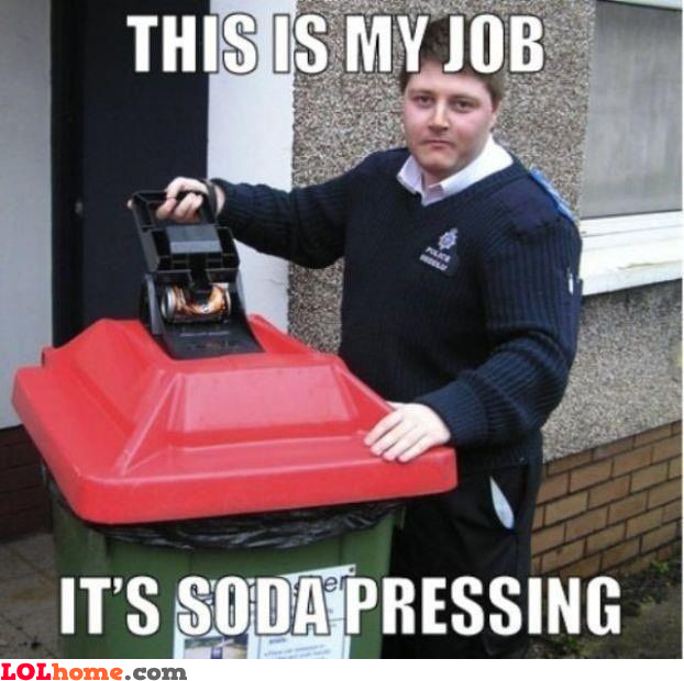 Depressing job
