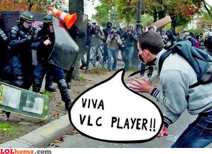 Viva VLC player
