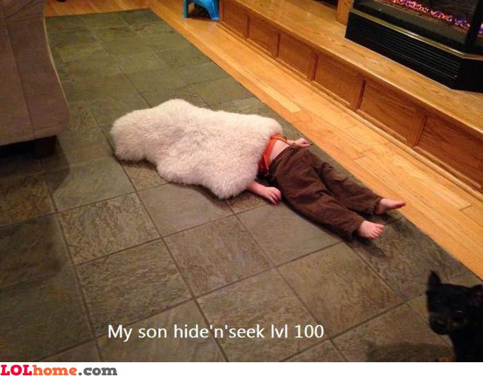 Hide n seek master