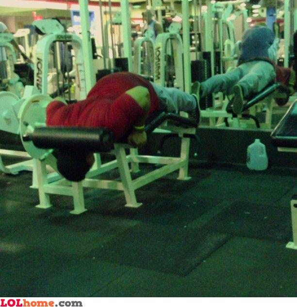 Gym noob