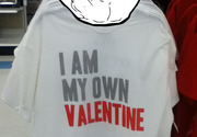 I Am My Own Valentine