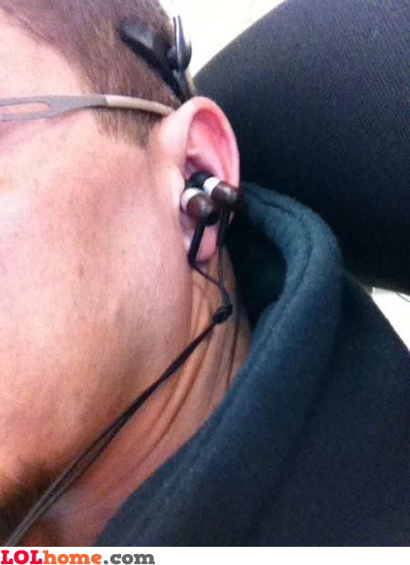 Double headphones