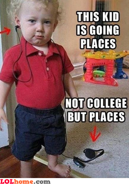 Not to college