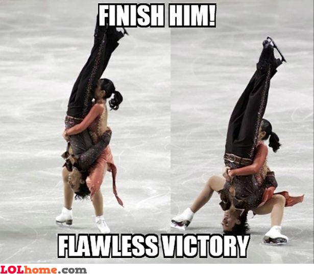 Skating Fatality