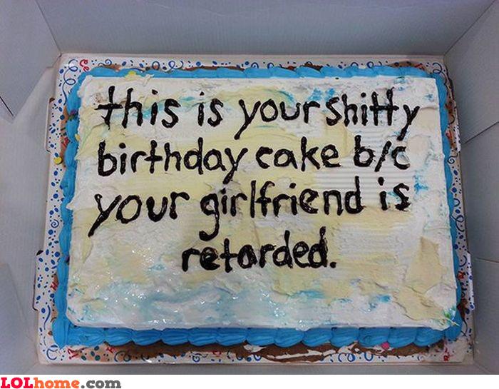 Retarded cake