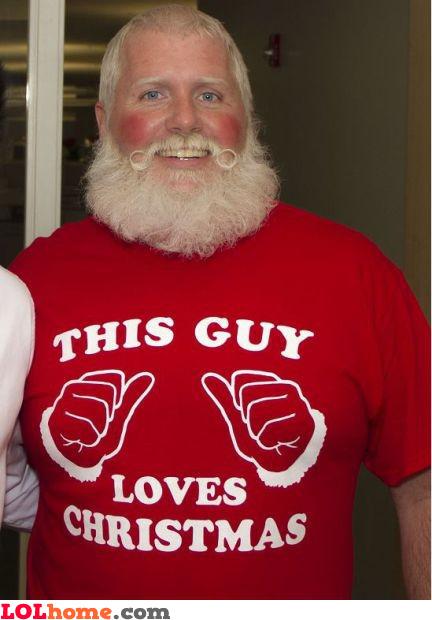 Christmas lover