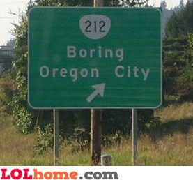 Boring Oregon City