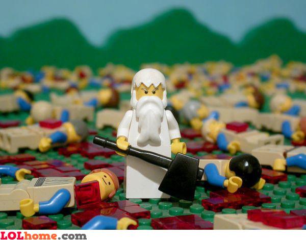 Lego Massacre