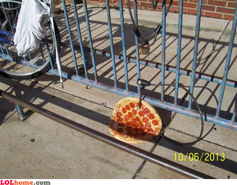 Safe pizza