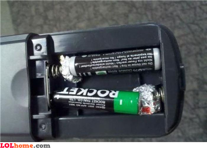 Battery adjustment