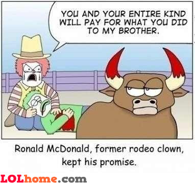 Ronald: the begginngs