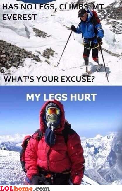 Fair excuse