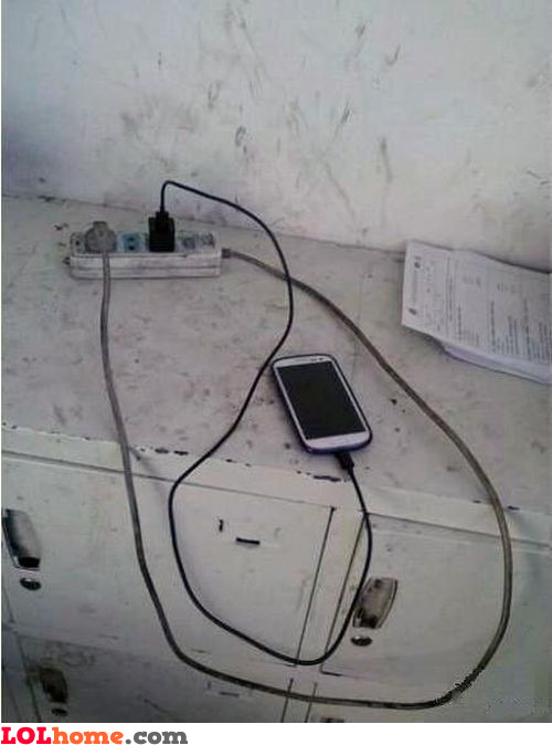 Continuous charging