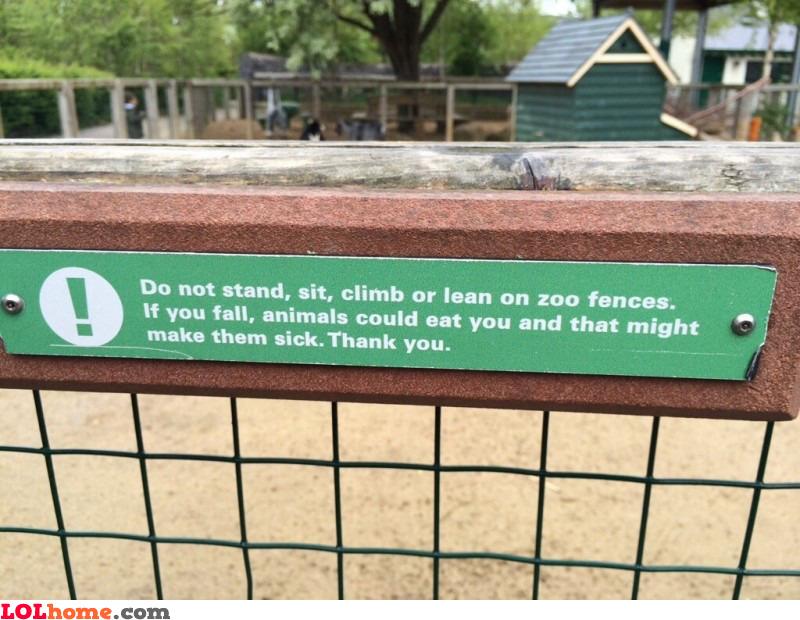Animal warning