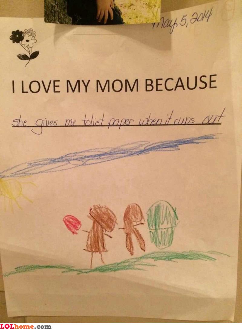 Mum love