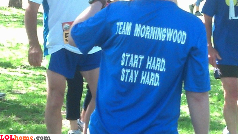 Team Morningwood